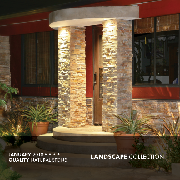 Natural Stone Resources Landscape Collection Catolog