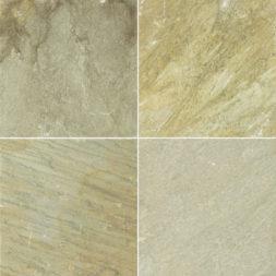 Desert Gold 12x12 Quartzite