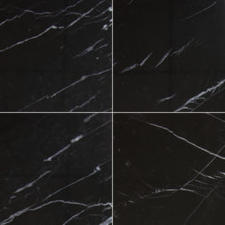 Negro Marquina 12x12 polished