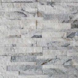Arctic Grey 6x24 Ledger Panel - Natural Stone Reources