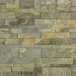 Gold Green 6x24 Ledger Panel - Natural Stone Resources