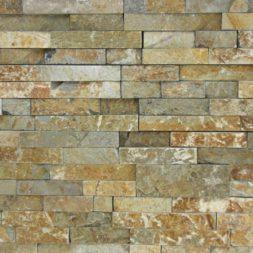 Honey Gold 6x24 Limestone Ledger Panel - Natural Stone Resources